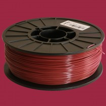 Bordeaux Red 1.75mm ABS filament - 1kg/2.2lbs