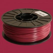 Bordeaux Red 2.85mm ABS filament - 1kg/2.2lbs