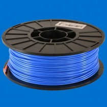 Blue 2.85mm ABS filament - 1kg/2.2lbs