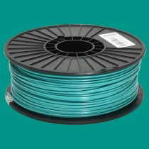 Teal 2.85mm ABS filament - 1kg/2.2lbs
