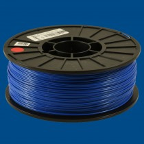 Blue 1.75mm ABS filament - 1kg/2.2lbs