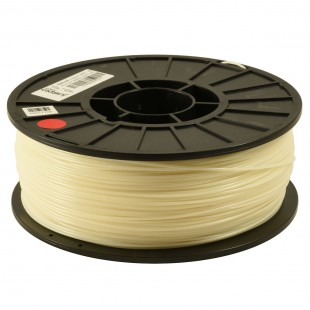 Natural 1.75mm ABS filament - 1kg/2.2lbs