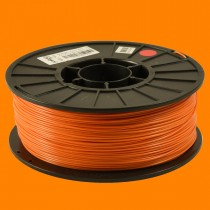 Orange 1.75mm ABS filament - 1kg/2.2lbs