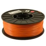 Orange 1.75mm ABS filament - 1kg/2.2lbs