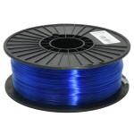 Sapphire Blue 1.75mm PETG filament - 1kg/2.2lbs