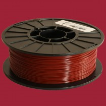 Brick Red 1.75mm PLA filament - 1kg/2.2lbs