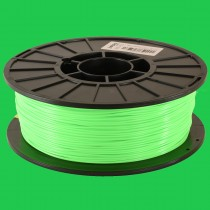 Neon Green 1.75mm PLA filament - 1kg/2.2lbs