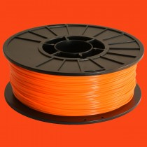 Neon Orange 1.75mm PLA filament - 1kg/2.2lbs