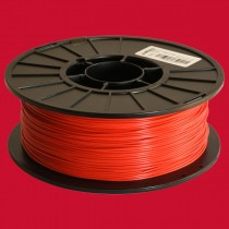 Classic Red 1.75mm PLA filament - 1kg/2.2lbs