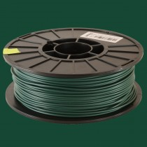 Forest Green 2.85mm PLA filament - 1kg/2.2lbs