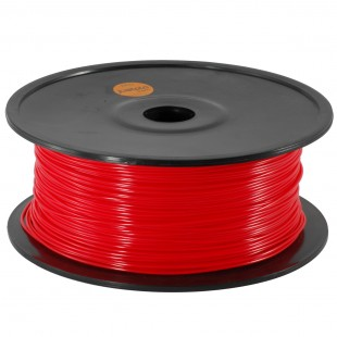 Studio-Line  Red 1.75mm ABS filament - 1kg/2.2lbs