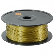 Studio-Line Gold 1.75mm PLA filament - 1kg/2.2lbs