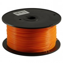 Studio-Line Orange 1.75mm PLA filament - 2.5kg/5.5lbs