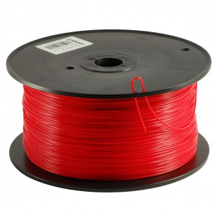 Studio-Line  Red 1.75mm ABS filament - 2.5kg/5.5lbs