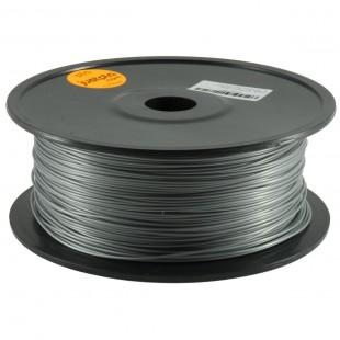 Studio-Line Silver 1.75mm ABS filament - 1kg/2.2lbs