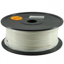 Studio-Line White 1.75mm ABS filament - 1kg/2.2lbs